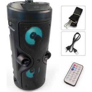 boxa portabila eaz4210 bluetooth fm usb sd aux telecomanda
