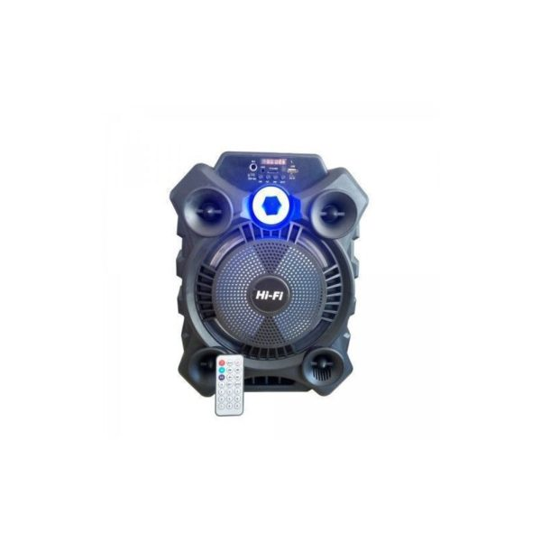 boxa portabila electroaz 8105 20w pmpo bluetooth fmsdusbaux negru