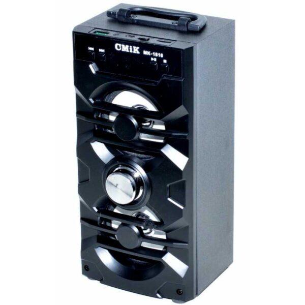 boxa portabila mini cu radio fm bluetoothusbcard tf mk 1816