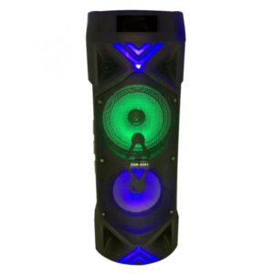 sistem bluetooth portabil functie karaoke microfon inclus