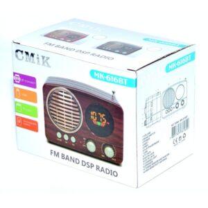 boxa cu bluetoothusbcard micro sdfm radio 3
