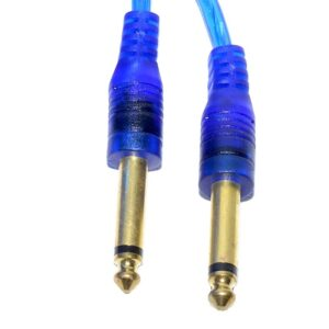cablu jac 35 tata stereo 2 jac 63 tata mono siliconat 5m prof 2