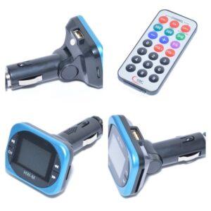 modulator fm mp3 player si telecomanda 4 in1 1