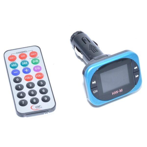 modulator fm mp3 player si telecomanda 4 in1