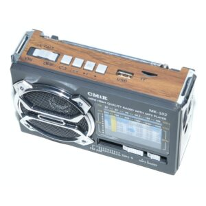 radio mini portabil mp3radio fmamsw 11 band aux lanterna mk 102 4
