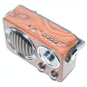 radio portabil 3 band fm am sw mp3 usbcard tf mk 612 2