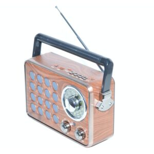 radio portabil 3 band fm am sw mp3 usbcard tf mk 613 1