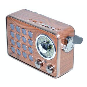 radio portabil 3 band fm am sw mp3 usbcard tf mk 613