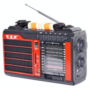 radio portabil multifunctional cu mp3 usb sd card vxr