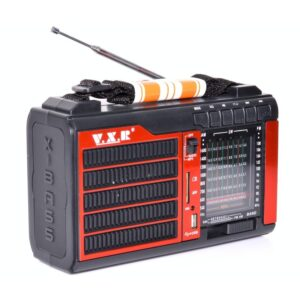 radio portabil multifunctional cu mp3 usb sd card vxr 1