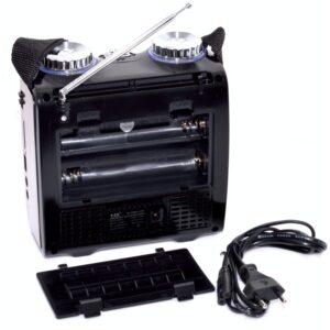 radio portabil multifunctional fm cu usbsd card vxr 2
