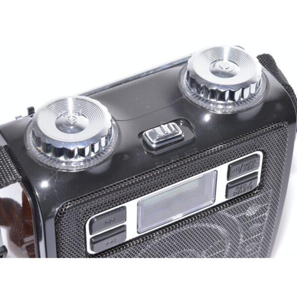 radio portabil multifunctional fm cu usbsd card vxr 3